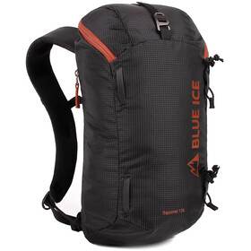 Blue Ice Squirrel Zaino 12l, black